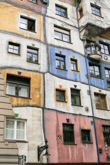 Hundertwasserhaus-Vienna