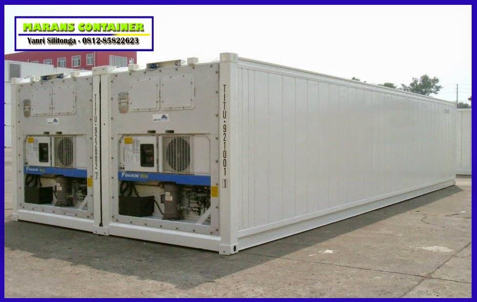 Marans Jual Dan Sewa Kontainer Bekas Reefer Container 40