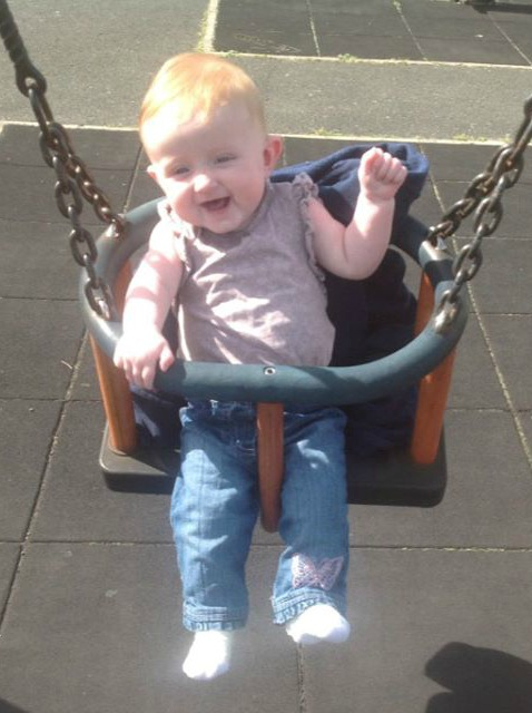 Birthday planning, and fun at the park!