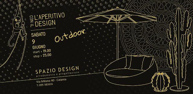 aperitivo con il design spazio design catania
