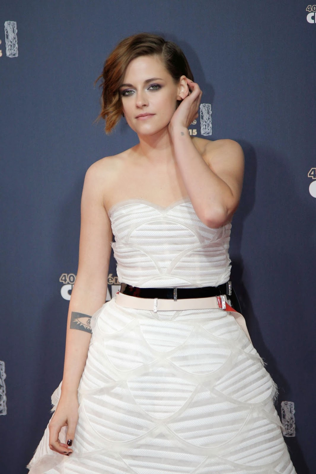 Kristen Stewart – 40th Cesar Awards in Paris