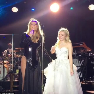 Russian Billionaire Spends 3.5m Pound to Hire Mariah Carey and Elton John for Daughter's Wedding