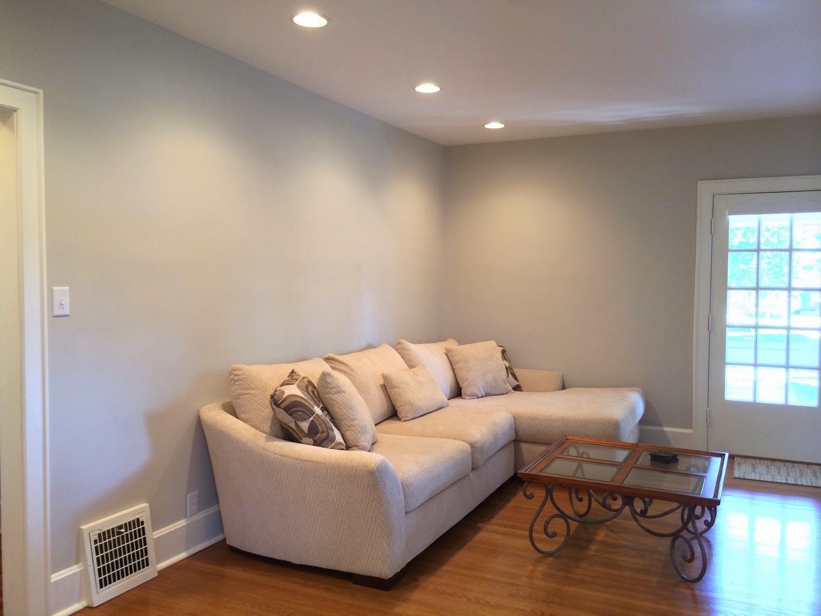 how to design living room with fireplace and tv paint color for rooms bungalow reveal | elz