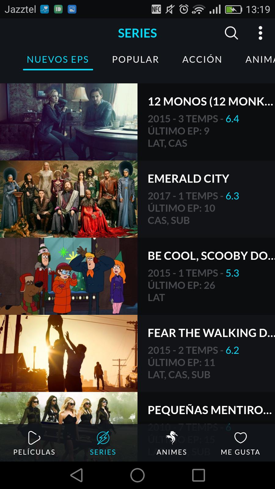 Repelis Plus 2.8 - Apk - Mira películas y series