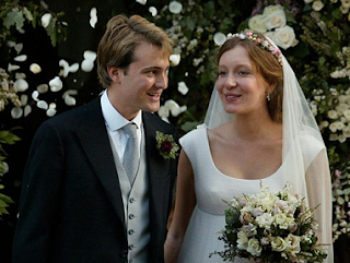 Image: Goldsmith and Rothschild dynasties head for divorce