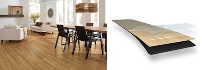 Yang harus diperhatikan dalam memilih lantai kayu vinyl