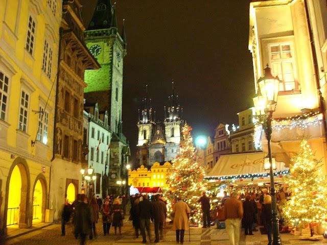 Blog Apaixonados por Viagens - Mercado de Natal - Praga - República Tcheca