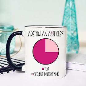 Sassy Mug on Etsy