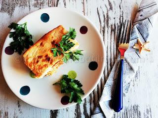 Рецепта за мусака с картофи и тиквички и заливка с крема сирене