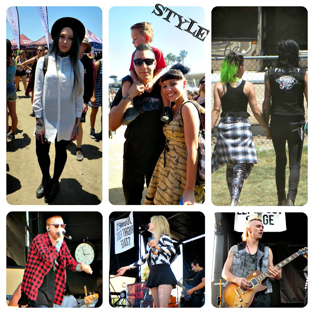 Fashion from Warped Tour