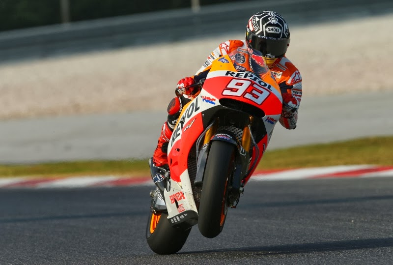 Marc Marquez cracks Stoner benchmark