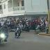 """A pesar de prohibición motociclistas realizan """"carrera de la muerte"""" en San Francisco de Macorís"""