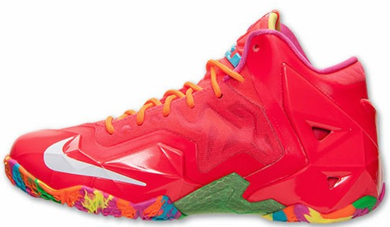 ajordanxi Your #1 Source For Sneaker Release Dates: Nike LeBron 11 GS \