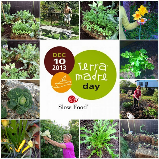 10 December: Happy Terra Madre Day from Slow Food Waitakere