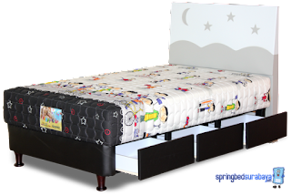 springbed guhdo drawer happy kids