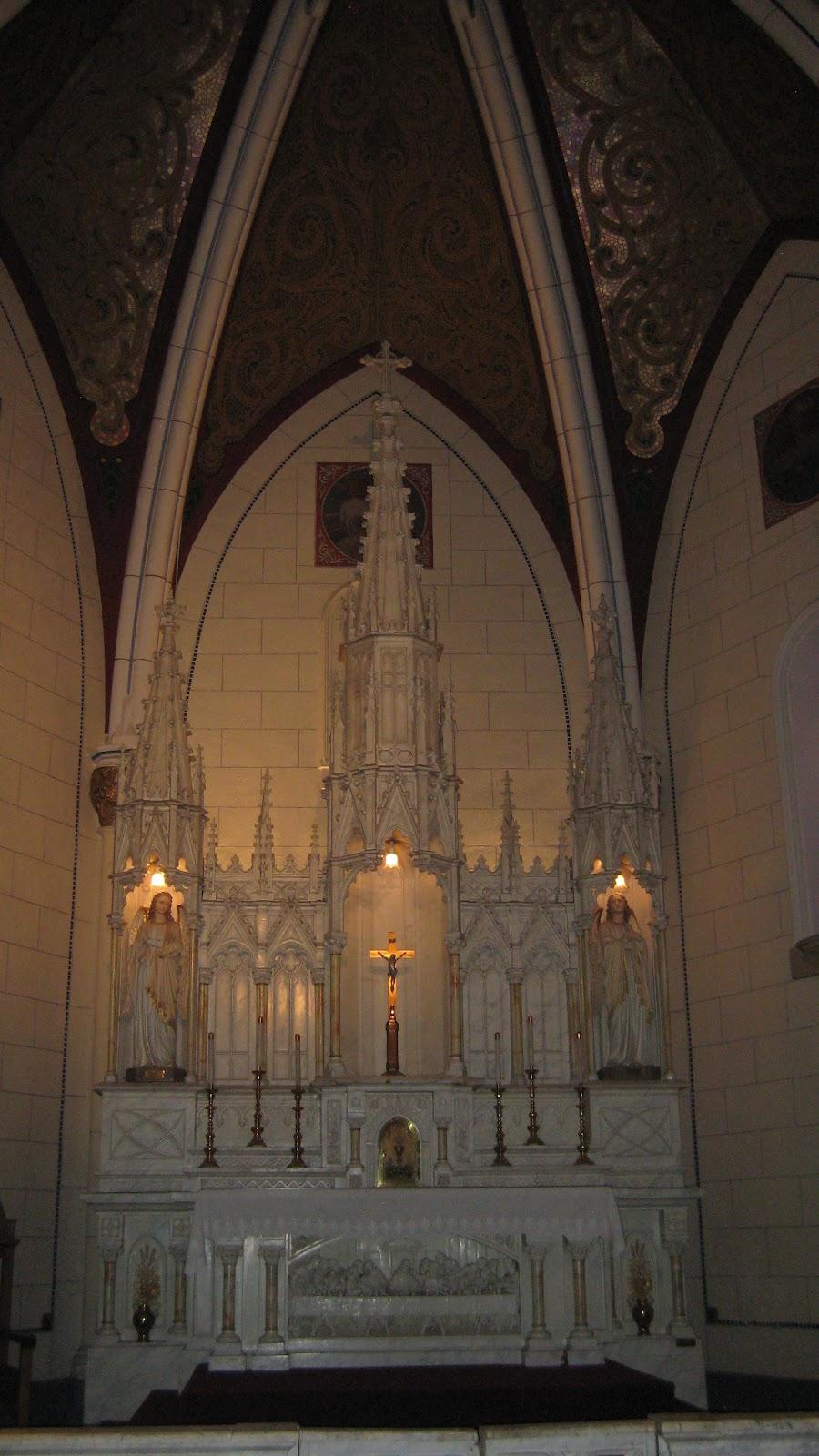 Arellano Family Loretto Chapel Sante Fe New Mexico