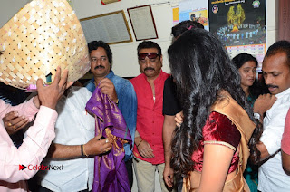 Shatamanam Bhavati Team at Sandhya Theater  0122.JPG