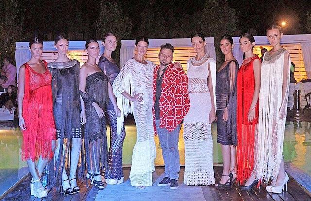 Ibraina presentó su colección en Yoo Punta del Este