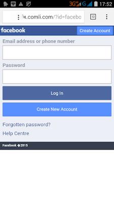 كيفية اختراق حساب الفيس بوك 2017