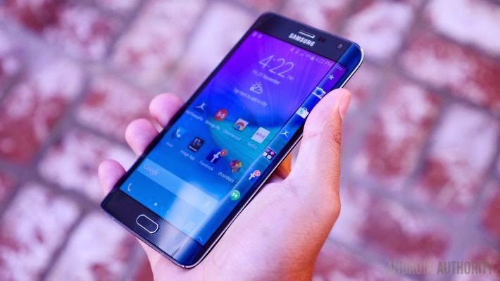 contest competition Samsung Galaxy S6 Edge international giveaway