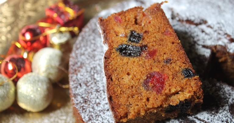 Kerala Rum Fruit Cake Recipe