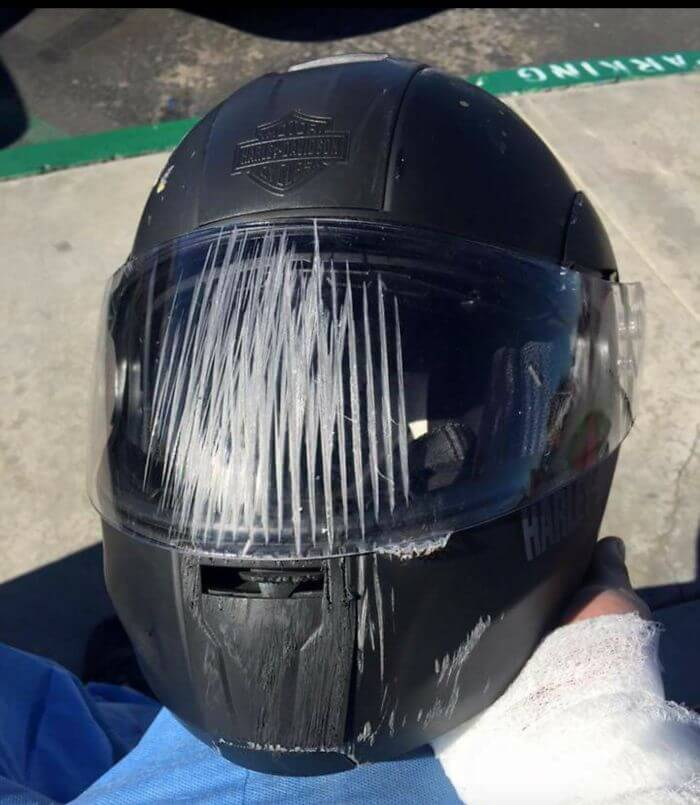 15 Reasons Why Wearing A Helmet Is Always A Good Idea - Daily Reminder To Wear A Helmet