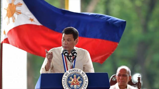 Filipinas rompe con EEUU y comprará armas a Rusia y China