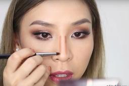 Tips dan cara Membuat Hidung Mancung Dengan Make up Terbaru