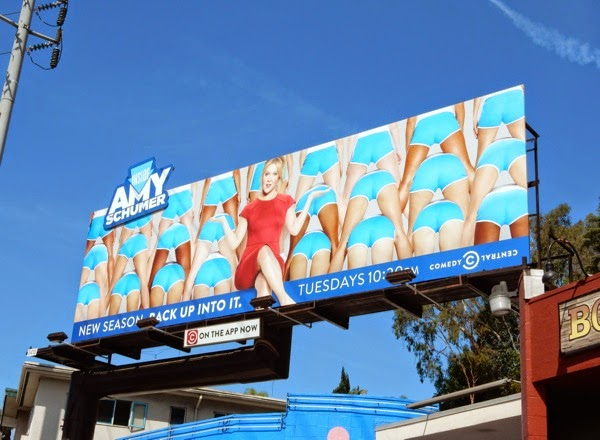 Inside Amy Schumer season 3 billboard