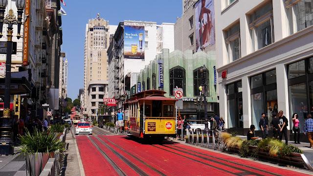 San Francisco najlepszym miastem w Kalifornii?