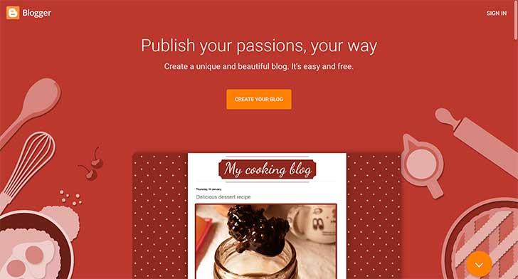 Blogger Read More ke Puncak Tulisan