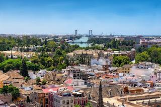 Seluk Beluk Kota Sevilla Di Spanyol