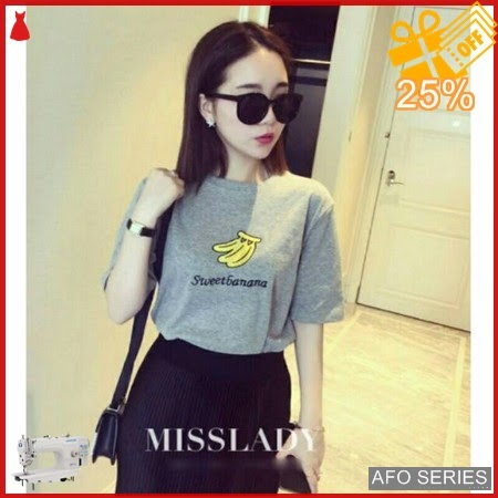 AFO419 Model Fashion Sweet Banana Modis Murah BMGShop