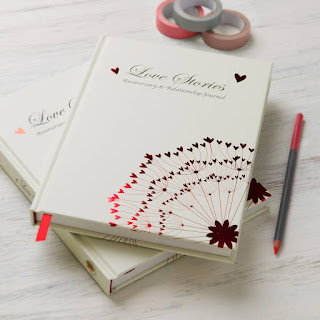 Love Journal for Memorial Valentines Day