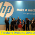 HP Freshers Recruitment 2017 Freshers Walk-ins.