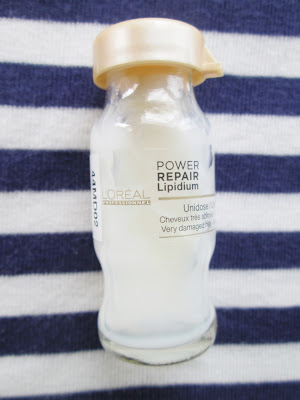loreal power repair lipidium ampulka