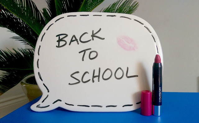 Back to School with Walmart and P&G Beauty Tips