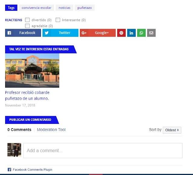 Ahora puedes comentar nuestras noticias con tu cuenta de facebook