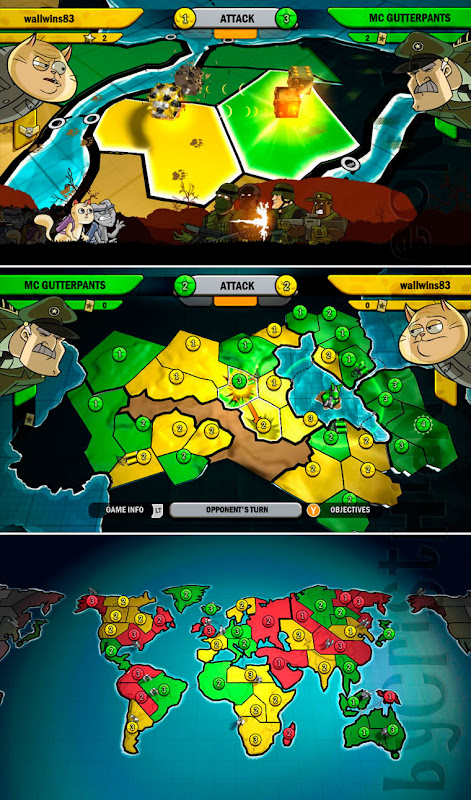 RISK Factions PC Full Español Descargar [Estrategia]