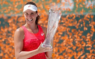Johanna Konta returns to Miami Open as defending champion