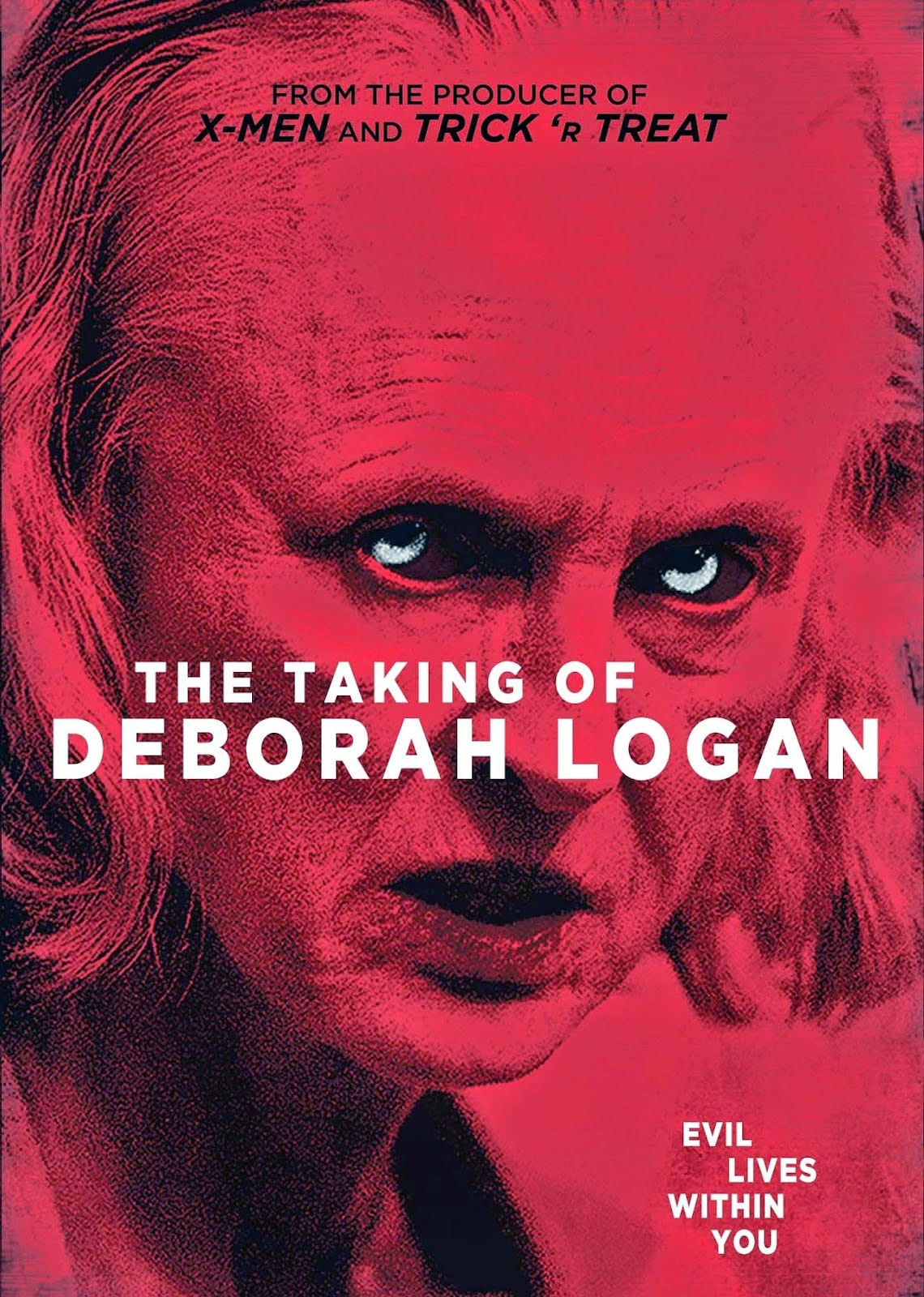 The Taking of Deborah Logan: Poster   A Constantly Racing Mind