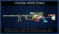 Cheytac M200 Snack