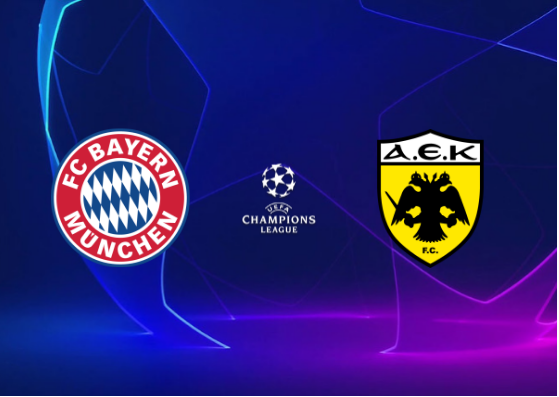 Bayern Munich vs AEK Athens Full Match & Highlights 07 Nov 2018