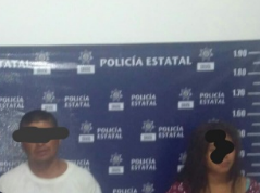 Revientan casa de seguridad 4 detenidos en Atzalan Veracruz; rescatan a 3
