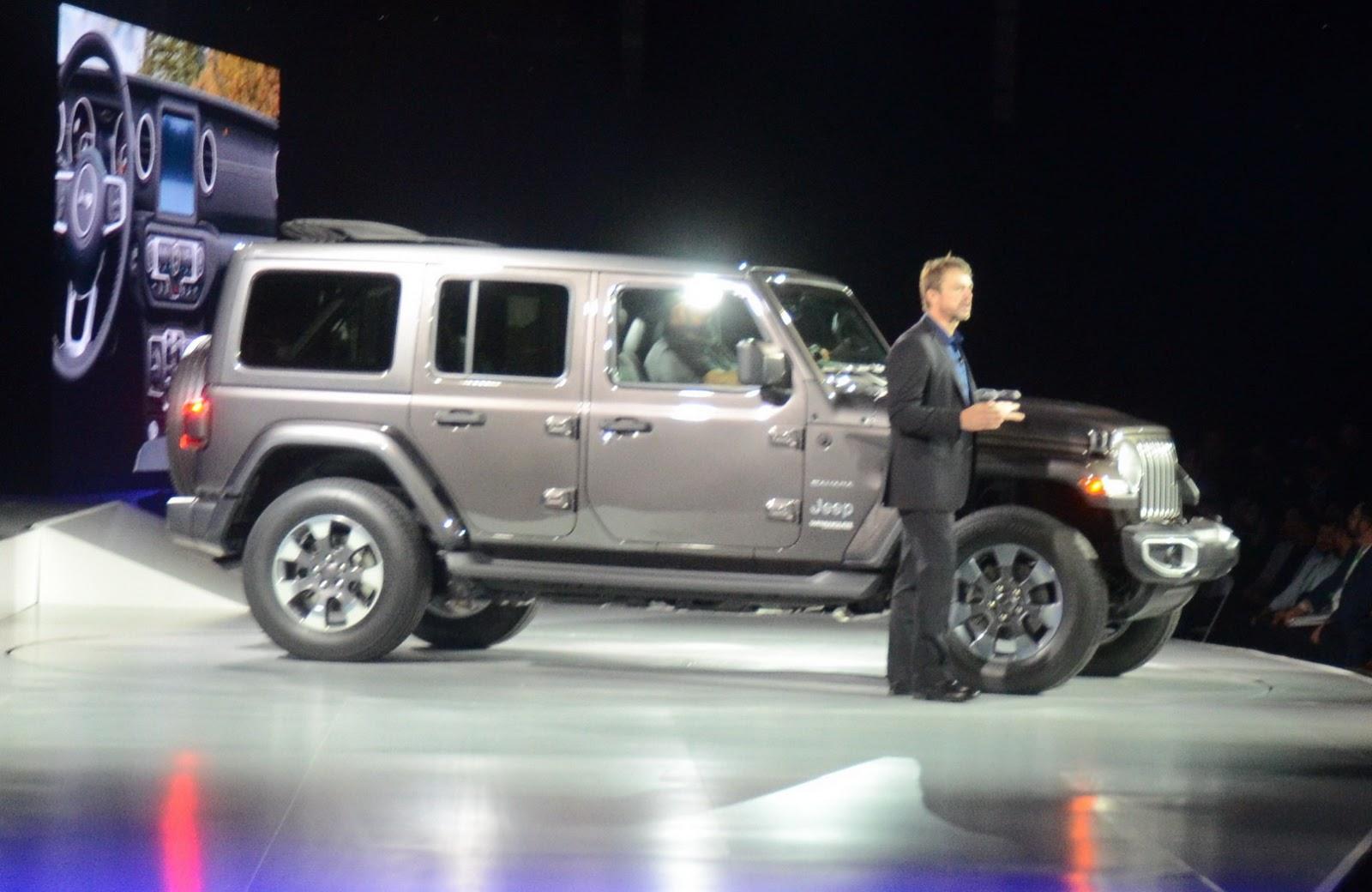Jeep Boss Confirms New Wrangler Plug-In Hybrid In LA