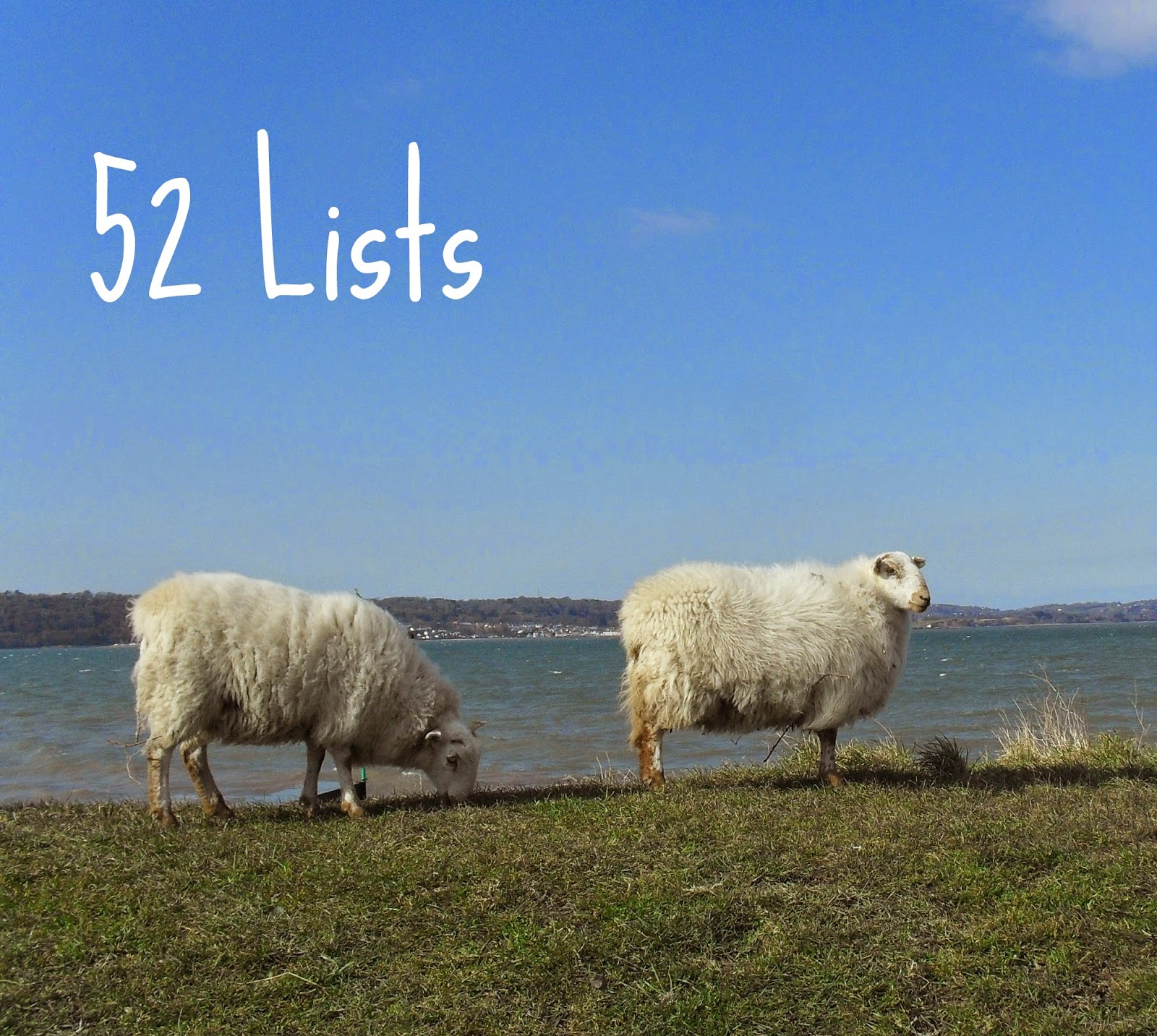 52 Lists - Your Pefect Weekend To-Do List