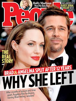 Brad Pitt and Angelina Jolie's
