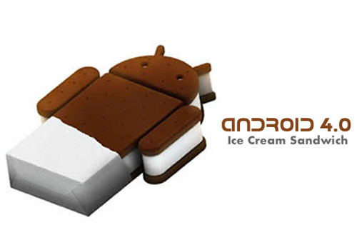 Android v4.0 Ice Cream Sandwich