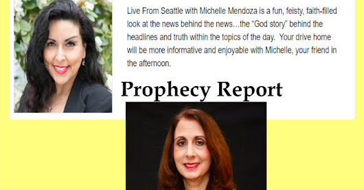 Prophecy Report-7-13-17 World Map Redrawn-Details of Tribulation