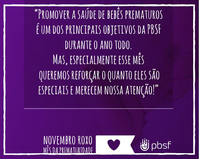 Novembro Roxo: organização especializada em monitoramento cerebral de bebês alerta para a prevenção da prematuridade